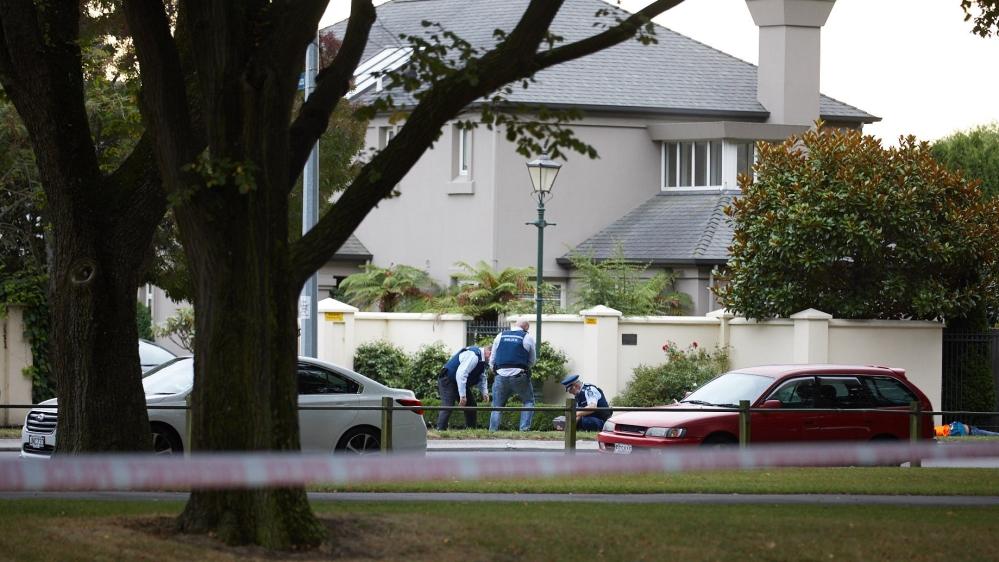 New Zealand Shooting Wallpaper: New Zealand In Crisis